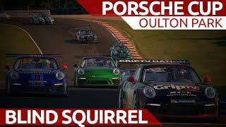 Blind squirrel - Porsche Cup @ Oulton Park
