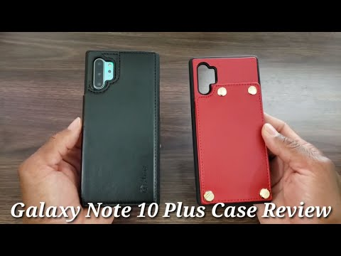 samsung-galaxy-note-10-plus-leather-credit-card-wallet-case-review