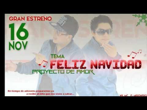 ♥Nuevo♥  ♪ ♫ Feliz navidad♪ ♫ de Proyecto de Amor ♥Música Católica♥