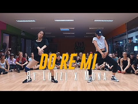 "BlackBear ""DO RE MI"" Choreography By Mona Rudolf X Lujzi Nguyen (Choreo Contest Winner Students)"