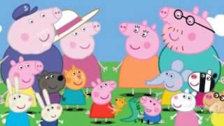 Свинка Пепа Хорошем Качестве-Серия  55 -Бесплатные Игры Свинка Пепа-Слайд шоу