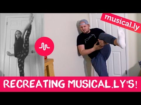 Thumbnail: RECREATING OUR 10 YR OLD DAUGHTER'S MUSICAL.LYS!