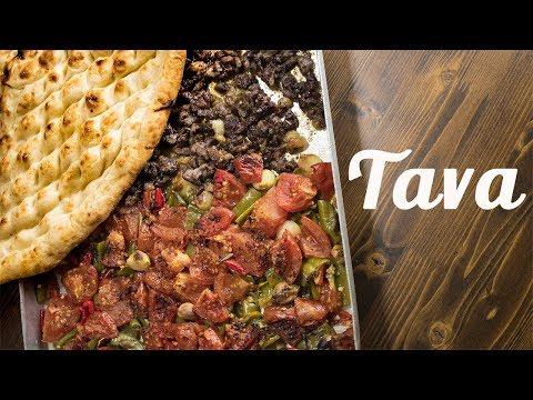 Homemade Turkish Beef TAVA recipe 4K | Dinner- Episode 2 (Türkçe Altyazılı)