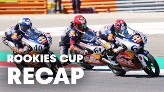 The Full Recap of Red Bull MotoGP Rookies Cup 2018 in Assen, Netherlands.