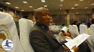Gambar cover Julius Malema is Woke Wants a United Africa at Pan-African Parliament
