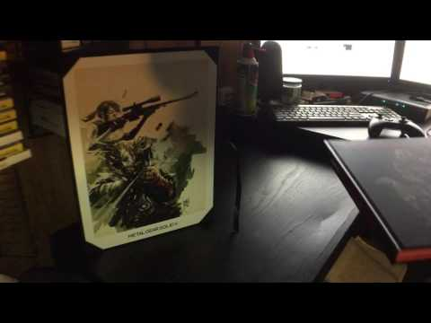 The Art of Metal Gear Solid V The Phantom Pain by Dark Horse |