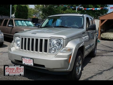 2008 jeep liberty 4x4 3 7 review youtube. Black Bedroom Furniture Sets. Home Design Ideas