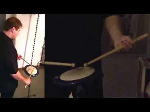 Schnurebegge Drummel-Lektion