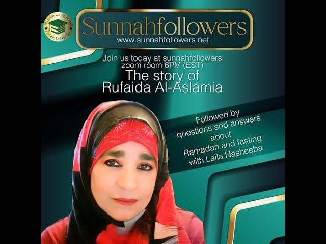 Rufaidah Aslamia and the Importance of Health