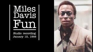 Miles Davis- January 12, 1968 NYC: Fun