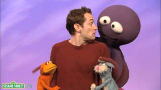 Sesame Street: Jude Law_Cling