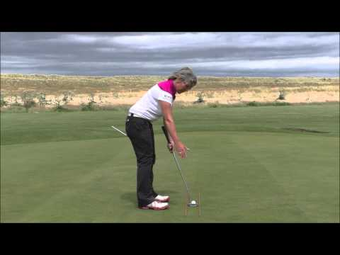 Great training exercise for a better putting stroke