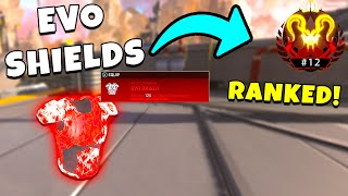 *NEW* EVO SHIELDS IN RANKED MATCHES!?! - NEW Apex Legends Funny & Epic Moments #253