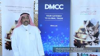 DMCC's Ahmed Bin Sulayem donates AED 300,000  to UAE Water Aid campaign thumbnail