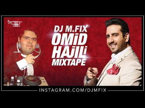 DJ M.FIX - Omid Hajili Mix میکس شاد