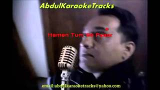Humein tumse pyaar kitna Karaoke