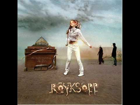 Royksopp - Only This Moment [chipmunk style]