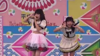 2017/5/3 博多どんたく港祭り 港本舞台 Candy Box「たまゆら青春DAYS」C...