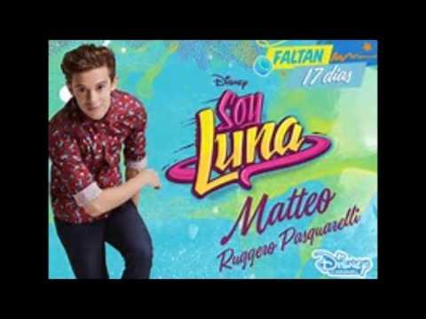 """Soy Luna 2- """"Alla Voy"""" Letra Completa Cansion De Matteo"""