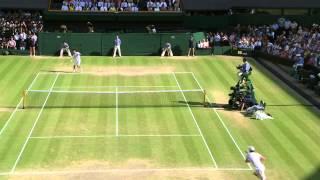 Wimbledon: HSBC Perfect Play: Andy Murray at Wimbledon 2013