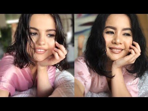 Selena Gomez, Marshmello - Wolves (Vertical Video) Inspired Makeup Look | Kate Bladon