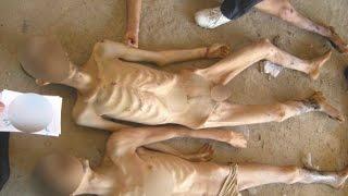 شاهد .. لأول مرة فيديو من داخل غرف التعذيب .. ناجون يروون فظائع سجون الاسد!-هنا سوريا