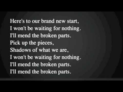 Måns Zelmerlöw - Broken Parts - Lyrics - HD
