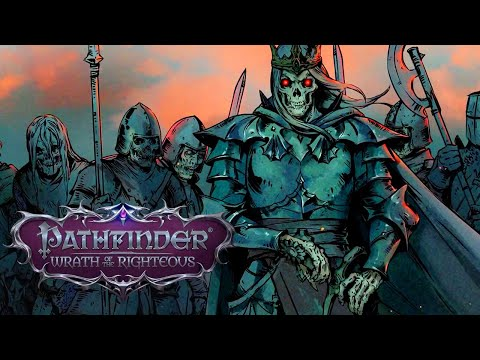 Pathfinder: Wrath of the Righteous – Official Kickstarter Campaign Trailer