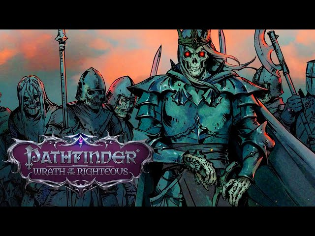 Pathfinder: Wrath of the Righteous (видео)