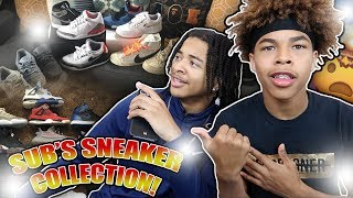 REACTING TO MY SUBSCRIBER'S SNEAKER COLLECTION🔥🤯 (Part 4) || Ft. Trio Mp3