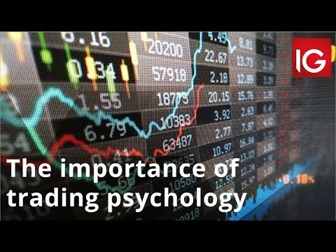 The importance of trading psychology | Why do traders fail?