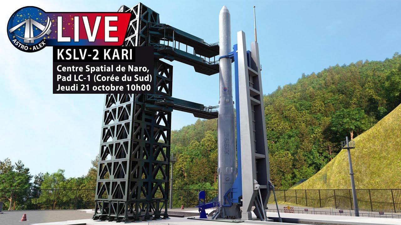 Download REPLAY LIVE 🔴 LANCEMENT DE TEST KSLV-2 NURI KARI (FR)