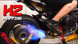 Ninja H2 Dyno | Per Cylinder Tuning For BIG Power