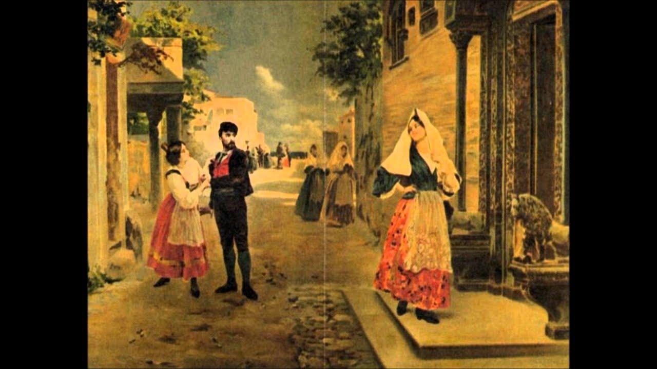 Pietro Mascagni - 'Cavalleria rusticana': Intermezzo - YouTube