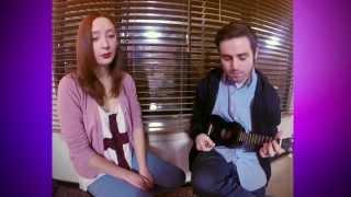 """Lucky / Suerte"" - Leonardo Cabezas ft. Nicole Moraga [Jason Mraz ft. Ximena Sariñana cover]"