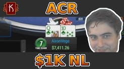 ACR 1KNL - Beating the Blitz Pool