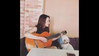 [Thanh Tâm]😻Mùa Thu Lá Xanh 😻 [Cover - karaoke]