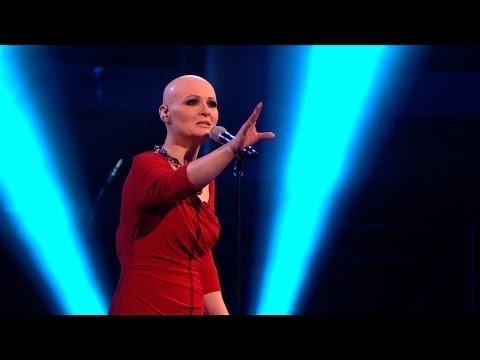 Toni Warne perms 'Sorry Seems To be Hardest Word' - The Voice ...