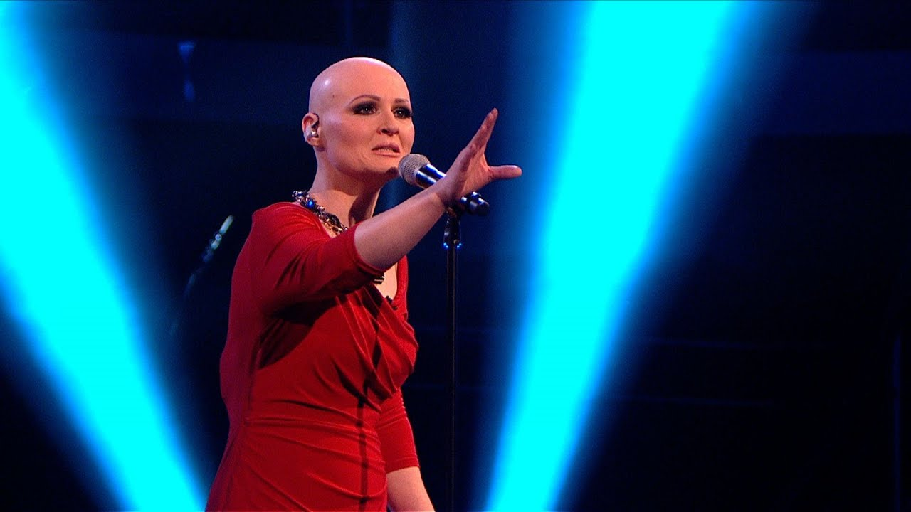 Toni Warne Performs Sorry Seems To Be The Hardest Word The Voice Uk Live Show 4 Bbc One Youtube