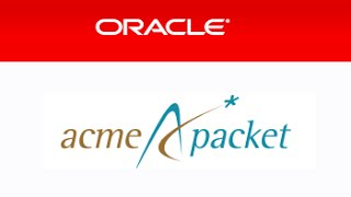 Oracle / Acme Packet  Session Border Controller Simplified Configuration Part III: Layers 4-6
