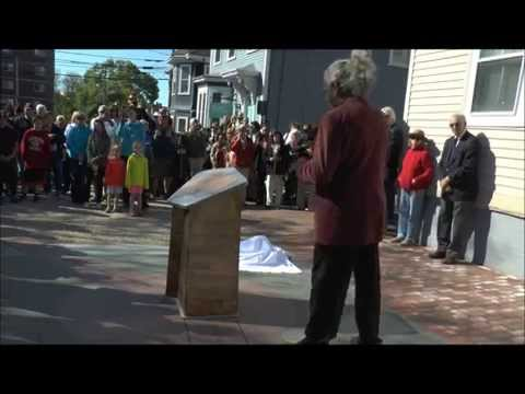 African Burying Ground Ceremony, Portsmouth, NH Pt 2