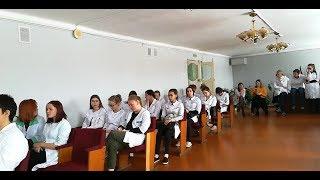 Интерактивная встреча со студентами Анжеро-Судженского медицинского колледжа