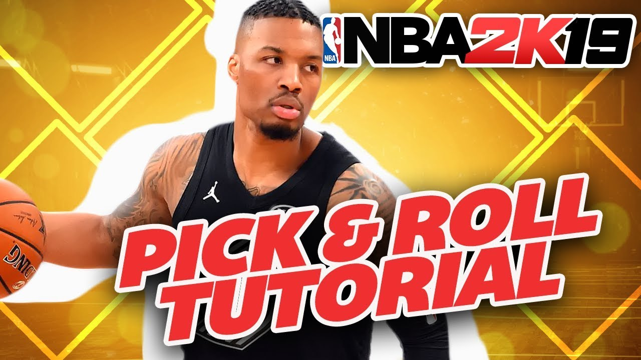 NBA 2K19 Pick & Roll Tutorial   How to MASTER the Pick & Roll!
