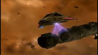 STAR TREK - Federation Starship Delta Flyer Class