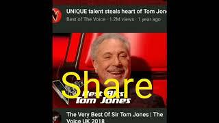I can't stop loving you-Tom Jones [karaoke version] EdzDhee
