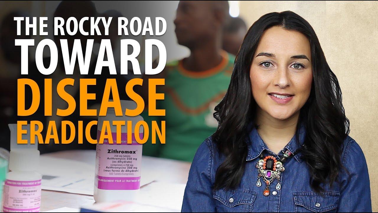 The rocky road toward disease eradication