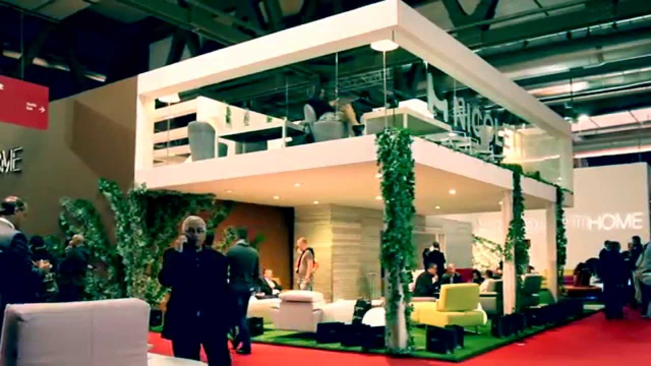 Nicolettihome salone del mobile milano 2015 youtube for Mostra del mobile milano