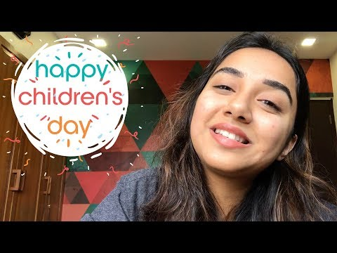 Happy Children's Day | 5 Things I miss About My Childhood | #RealTalkTuesday