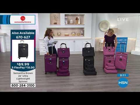 HSN | Samantha Brown Travel 09.15.2019 - 06 PM