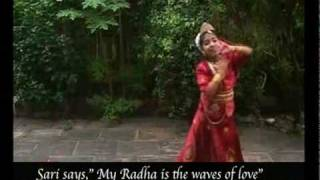 Vrindavana vilasini Radhe bhajan- with english translation